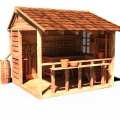 Poppi's Wood Shed